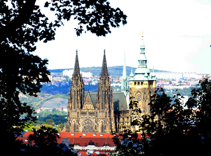 excursion de praga