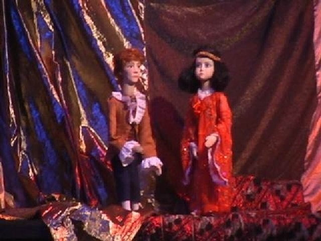 Mozart National Marionette theatre