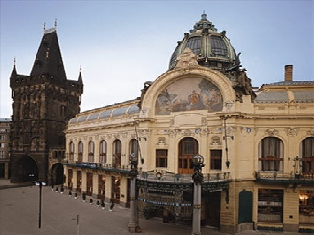 Prague Municipal House
